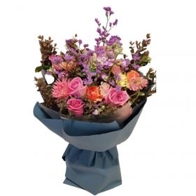 꽃다발 b670